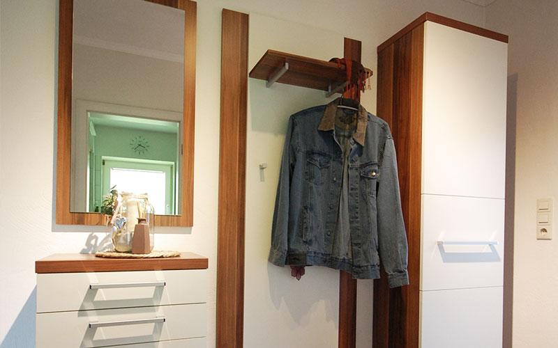 Garderobe individuell Tischler